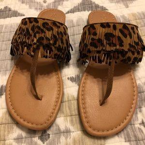 Shoes - Ariat Sandals Shoes Leopard 8.5